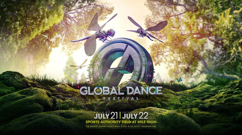 Global Dance Festival Announces 2017 Info