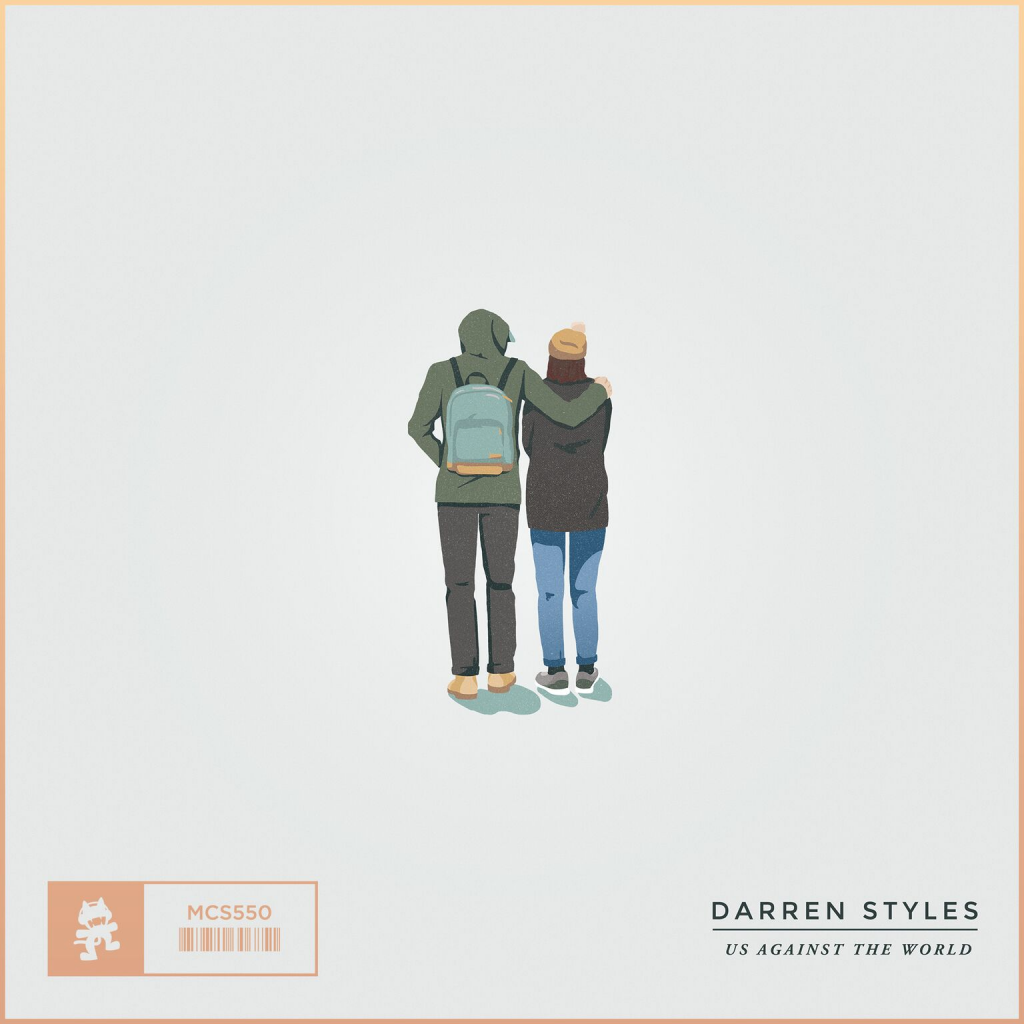 Darren Styles – Us Against The World