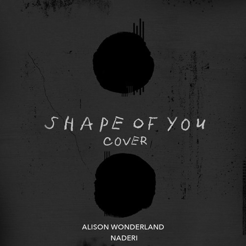 Alison Wonderland – Shape of U (Cover) [Fear. Naderi]