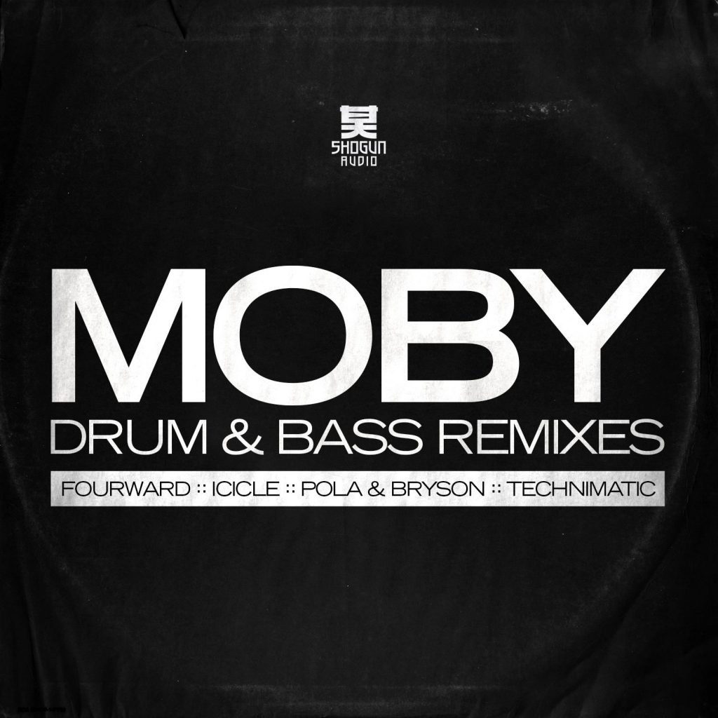 Moby – The Drum and Bass Remixes EP