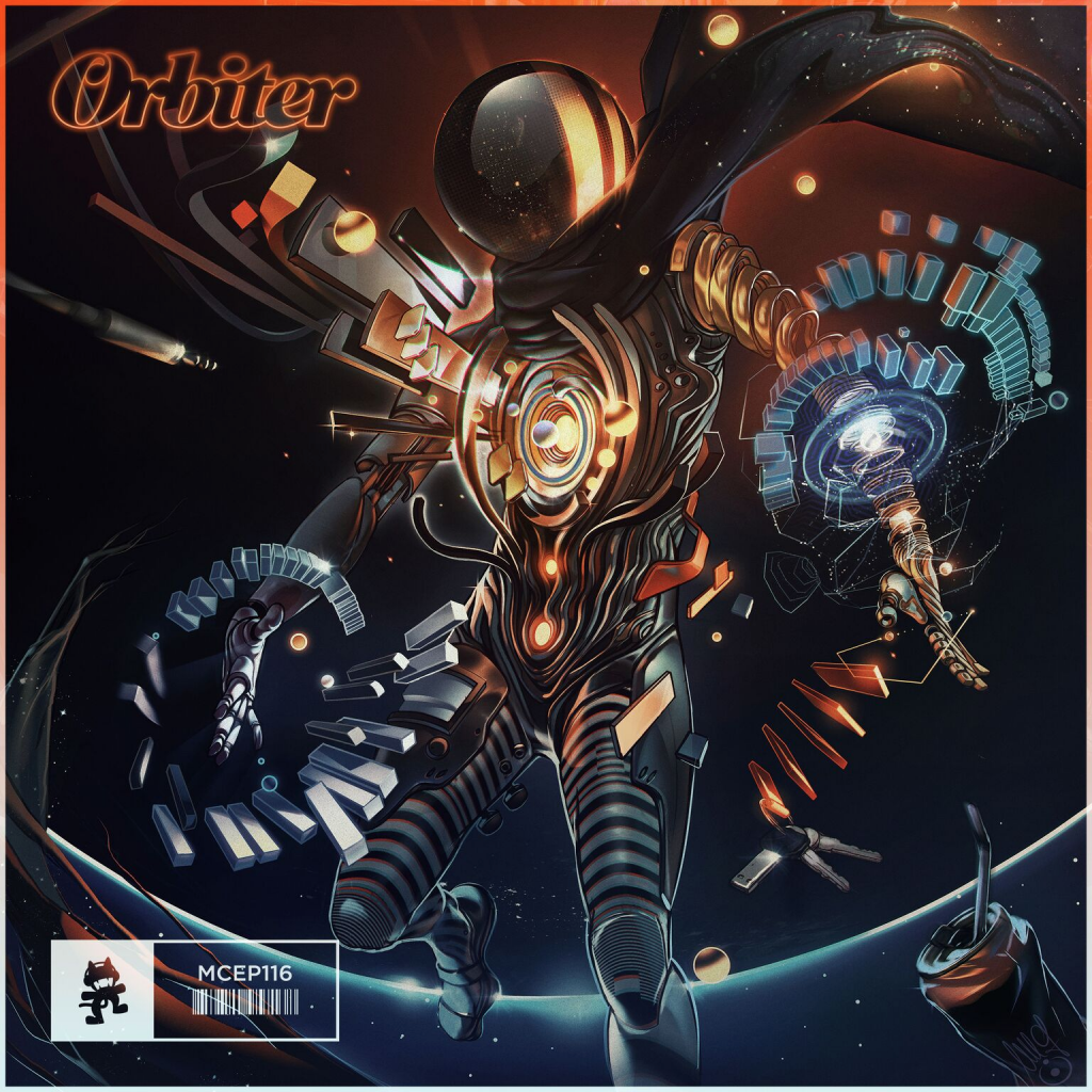 Orbiter Release Debut Self Titled EP