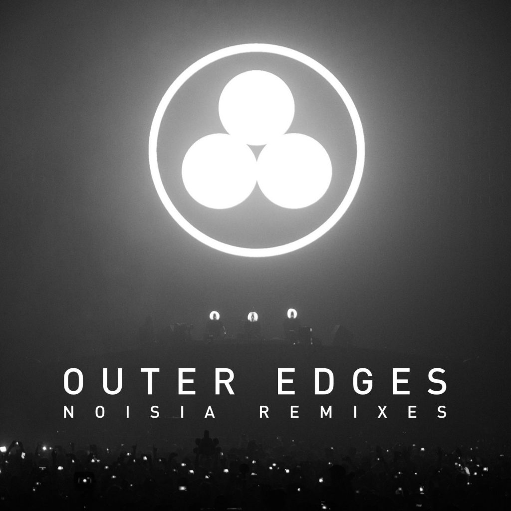 Noisia Release Outer Edges Remix EP
