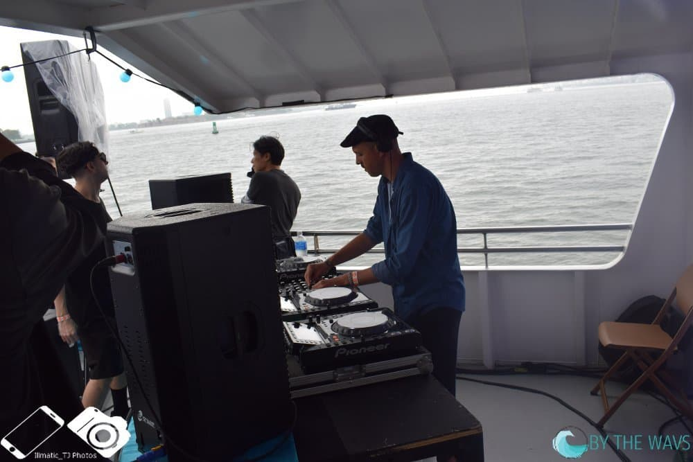[Event Review] Fiction Sunset Cruise with Sandrino 6/17/2017
