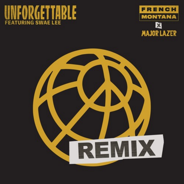 French Montana – Unforgettable (Feat. Swae Lee) [Major Lazer Remix]
