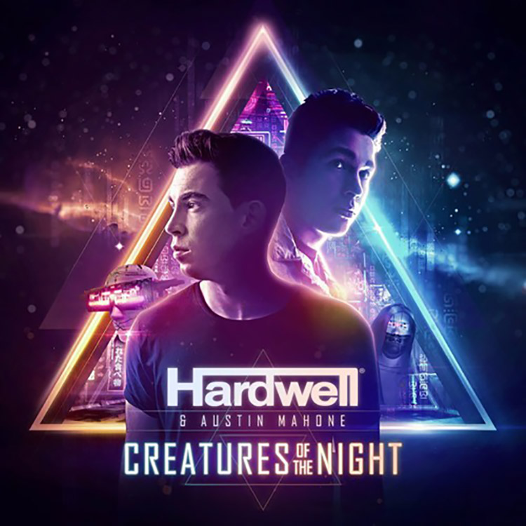 Hardwell & Austin Mahone – Creatures Of The Night [Official Video]