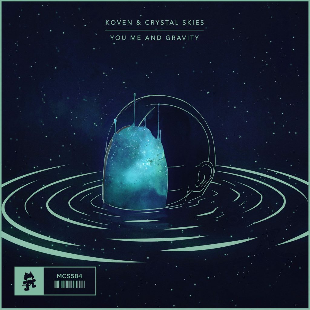 Koven & Crystal Skies – You Me and Gravity