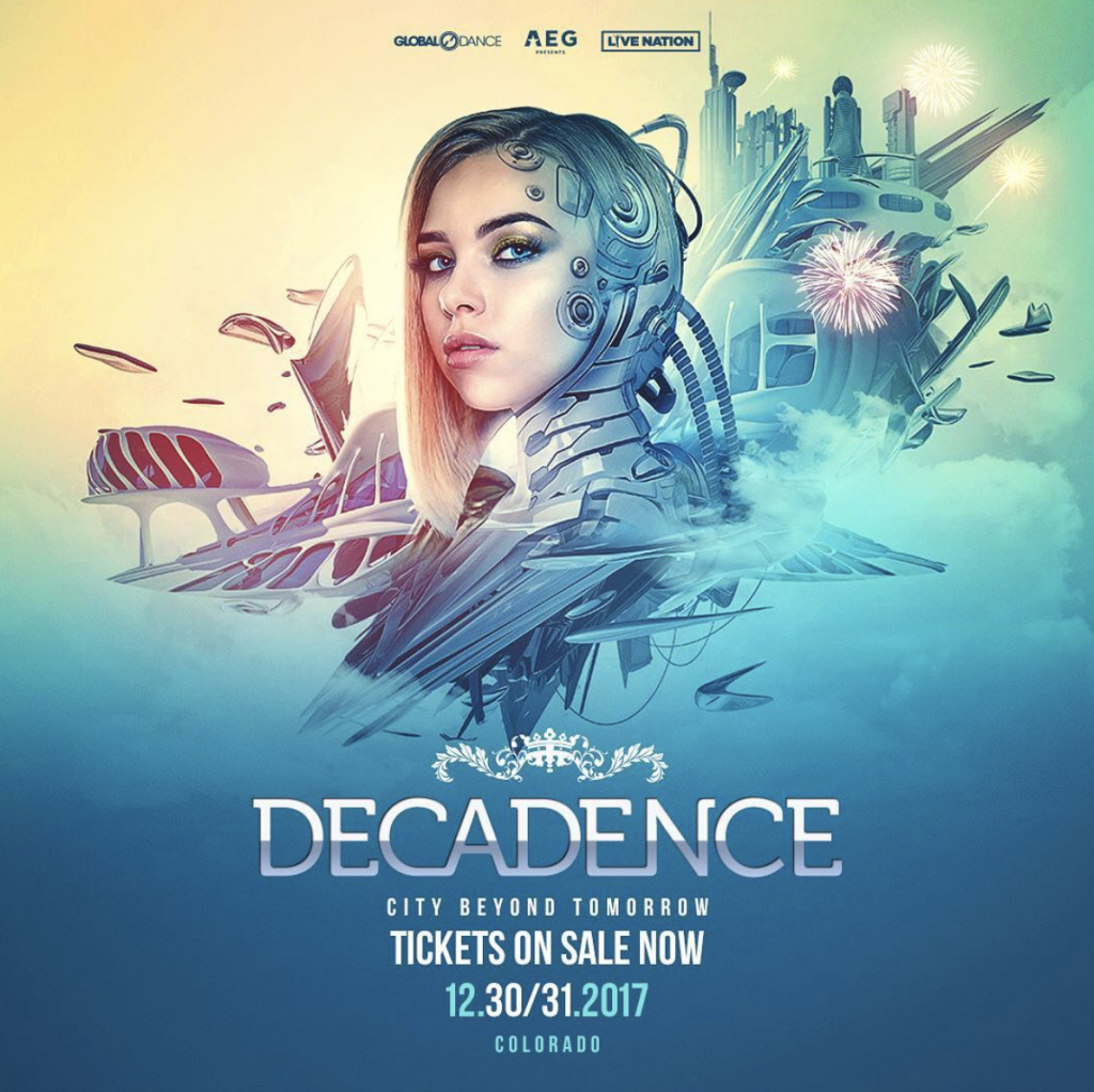 Decadence CO Announces Massive NYE Lineup