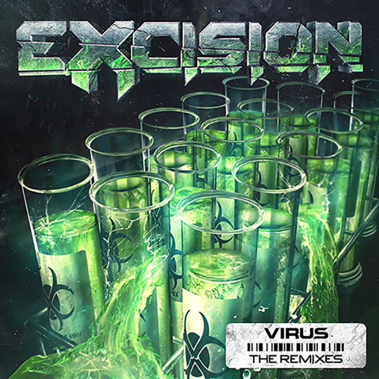 Excision – Virus: The Remixes