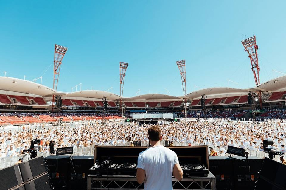 Sensation Australia is a Shamesation!