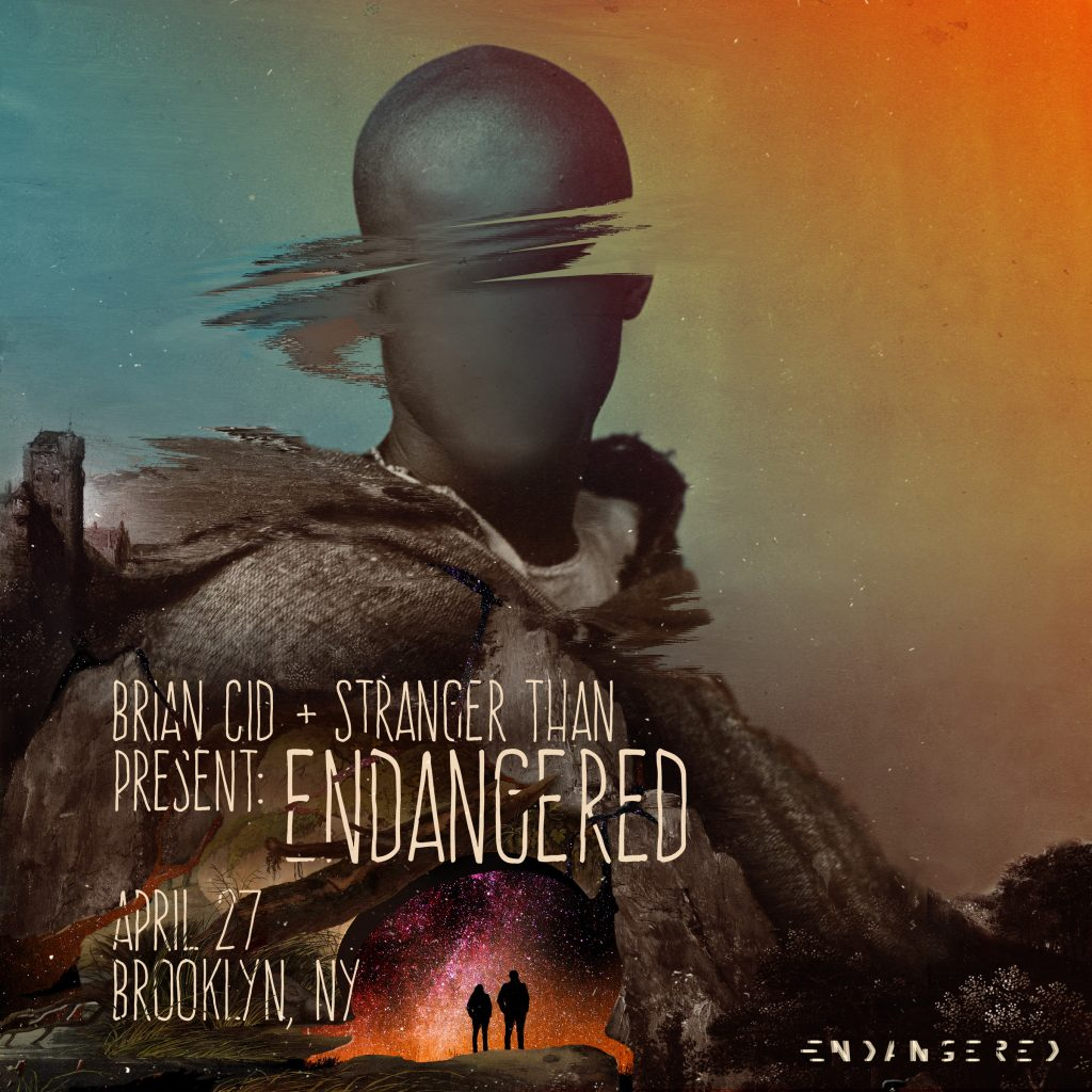 [Event Review] Brian Cid and Stranger Than Presents: Endangered – 4/27/2018