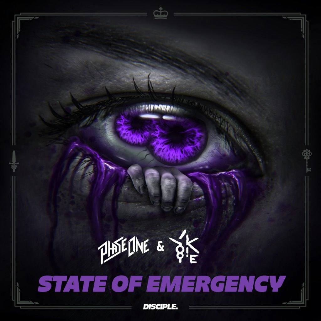 PhaseOne x YOOKiE – State Of Emergency