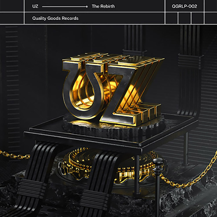 UZ – The Rebirth LP