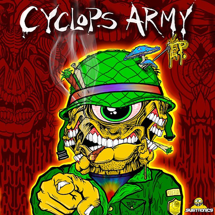 Subtronics - Cyclops Army